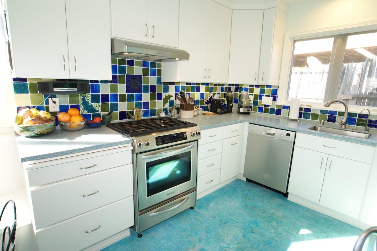 contemporary kitchen alameda ROG1