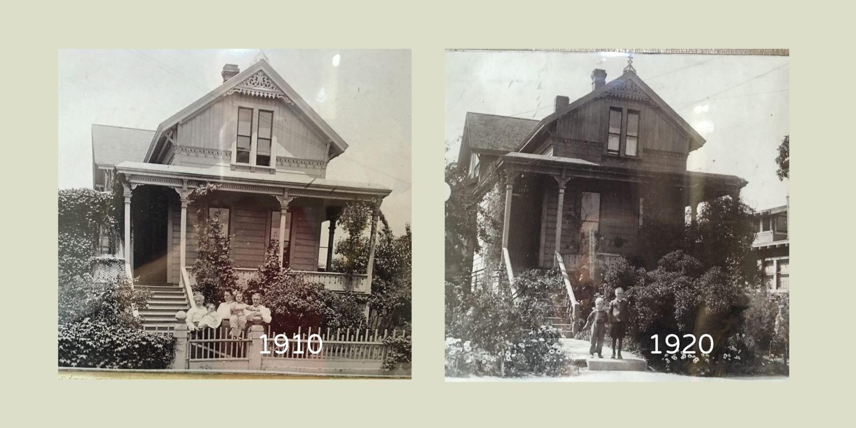 artist's victorian renovation