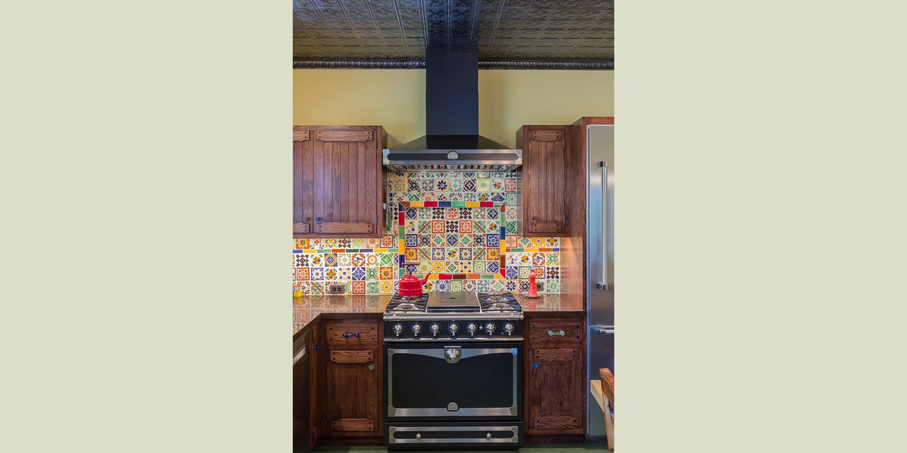 eclectic kitchen LIN_03