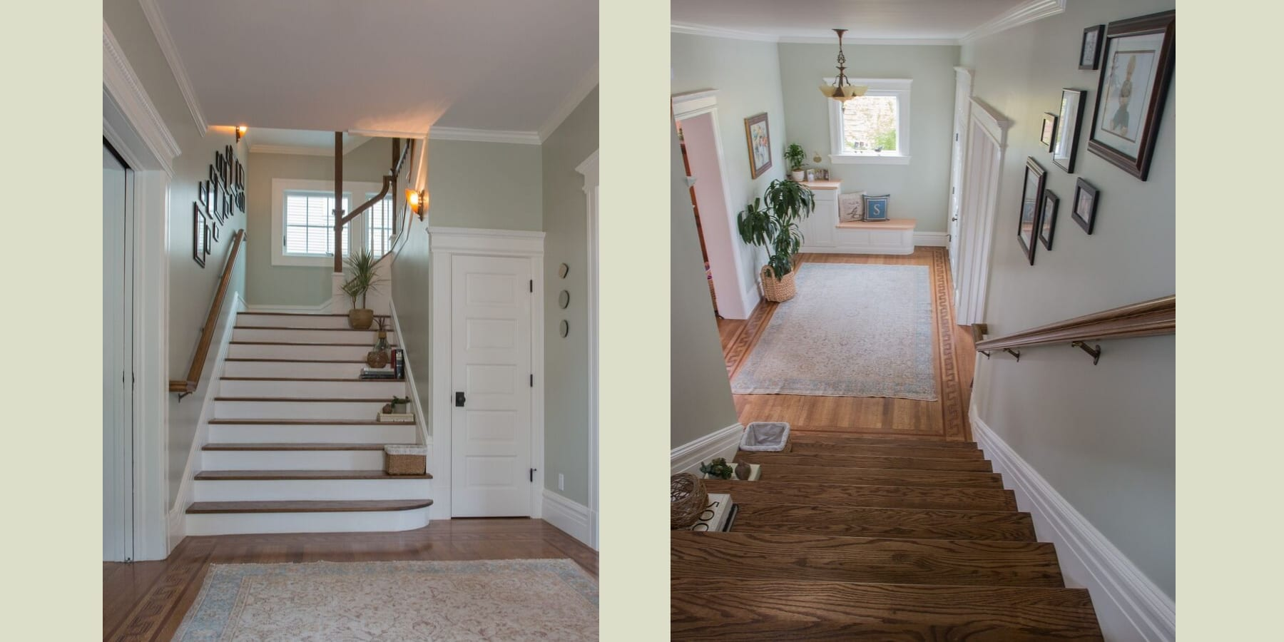 colonial stair attic renovation alameda