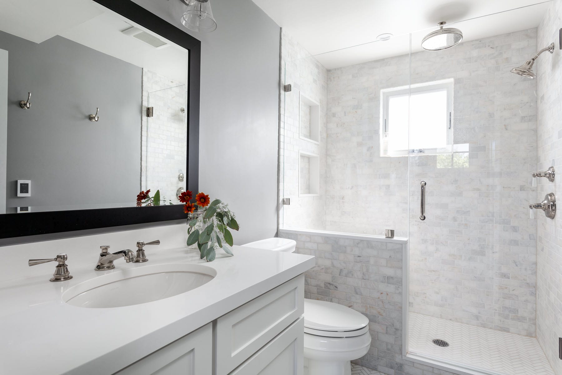 Alameda Bungalow Expansion Bathroom
