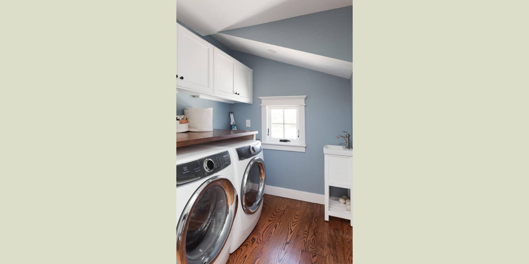 Alameda Bungalow Expansion Laundry