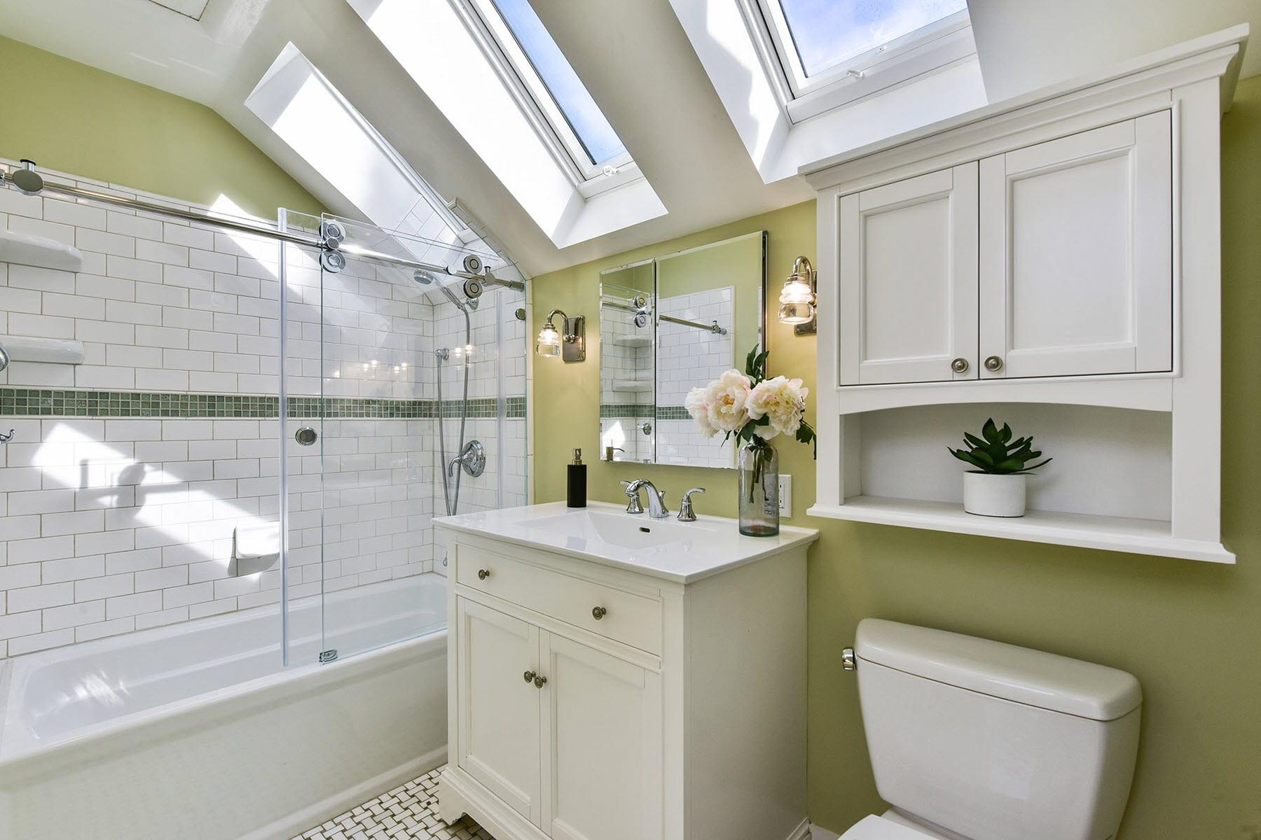 Alameda Craftsman Remodel Bathroom