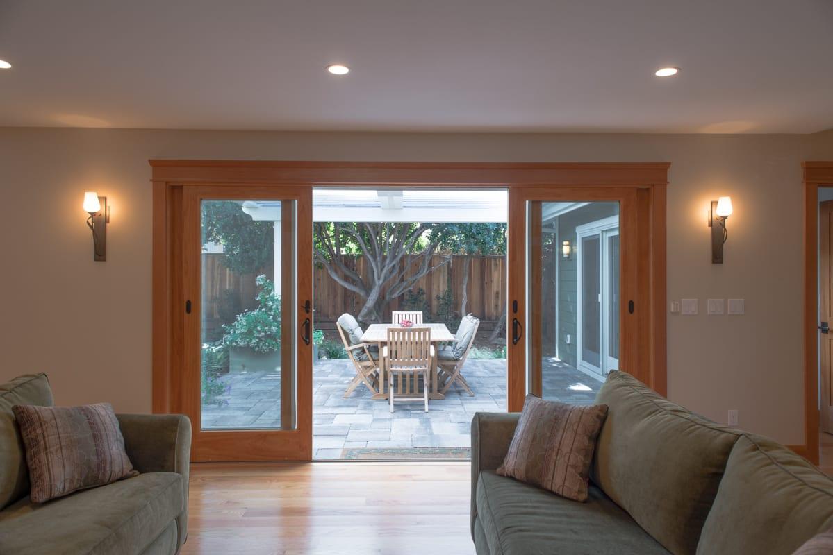 contemporary craftsman bay area architect